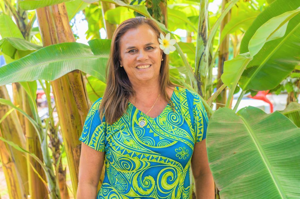 Patricia Edmunds Paoa